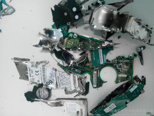深圳销毁公司-海珠电脑硬盘销毁-硬盘数据销毁-保密销毁