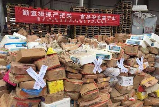 深圳过期食品报废销毁